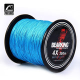 300m 10LB - 80LB Braided Fishing Line Multifilament Fishing Line