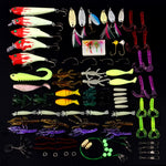 100 piece Tackle Box kit