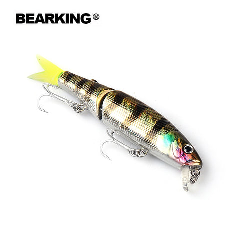 Jointed Minnow 8.8cm/7.2g crankbaits pencil bait popper