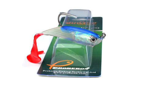1 Pcs Soft Silicone Lures 14.7/10 CM