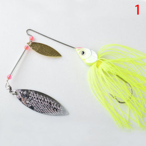 1PCS Spinner Fishing Lures
