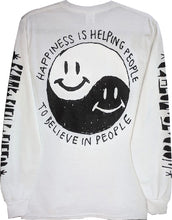 Load image into Gallery viewer, Word x FF - Happiness - Long-Sleeved Tee