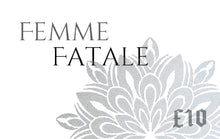 Load image into Gallery viewer, Femme Fatale Gift Cards