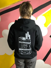 Load image into Gallery viewer, Fatale Hoodie White