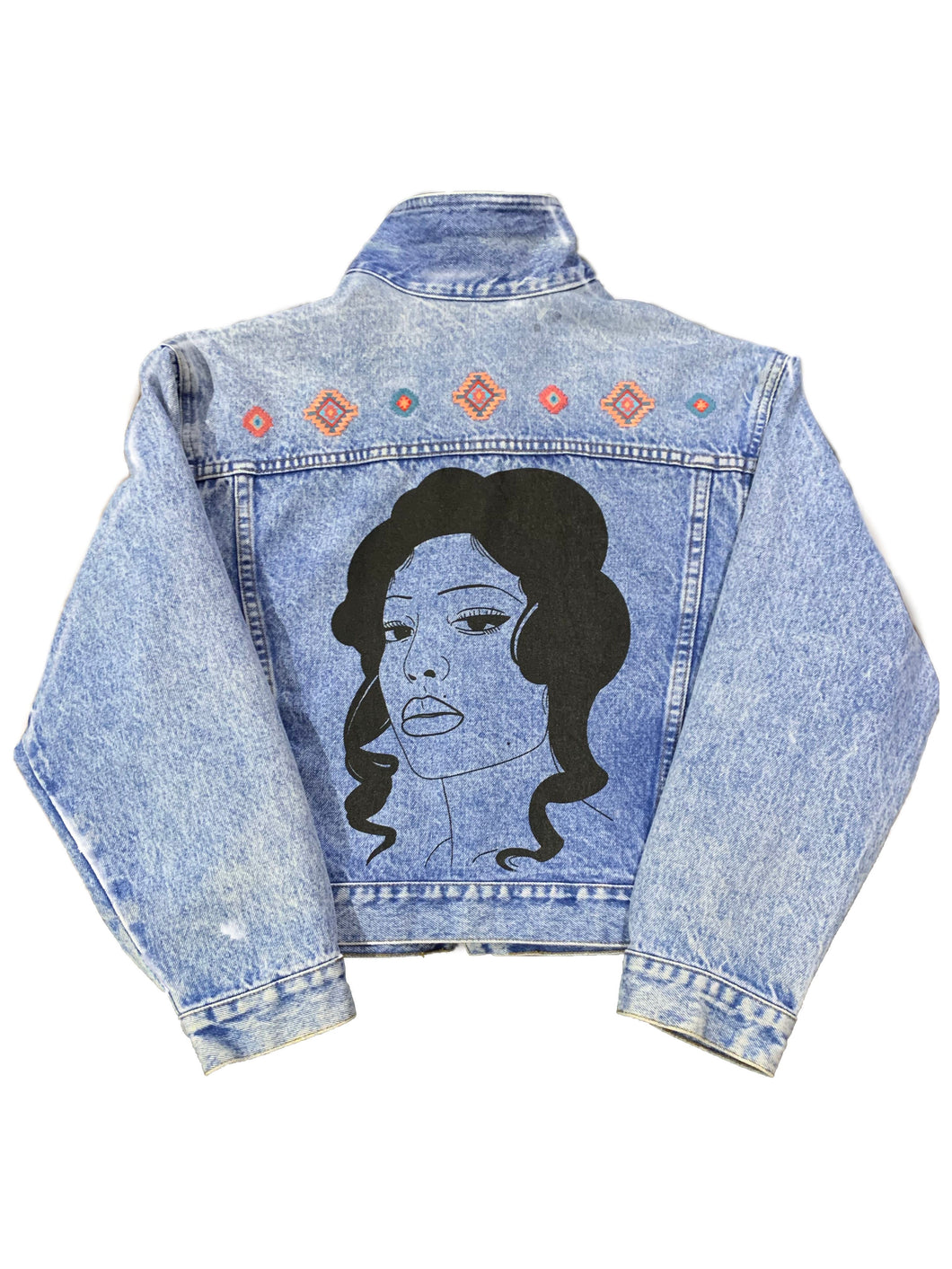 FF BESPOKE Vintage Denim Jacket #2