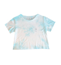 Load image into Gallery viewer, Indigo Forever - Indigo Crop Tie Dye