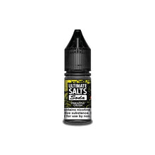 Load image into Gallery viewer, 20MG Ultimate Puff Salts Soda 10ML Flavoured Nic Salts (50VG/50PG)