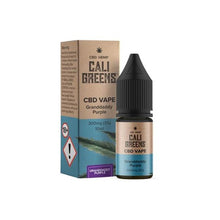 Load image into Gallery viewer, Cali Greens Vape 600mg 10ml CBD E-Liquid