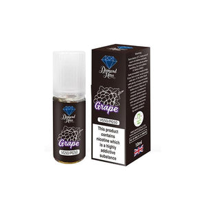15 x DIAMOND HAZE 3MG 10ML E-LIQUID (50VG/50PG)