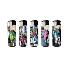 Load image into Gallery viewer, 50 x 4Smoke Electronic Printed Lighters - ZY218DK