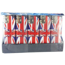 Load image into Gallery viewer, 25 x 4Smoke Wind-Proof Printed Lighters - 218WE