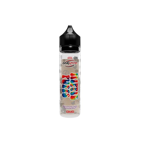 Hippie Puffs by Innevape 0mg 50ml Shortfill (80VG-20PG)