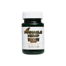 Load image into Gallery viewer, Pinnacle Hemp CBD Capsules 30CT 300mg CBD