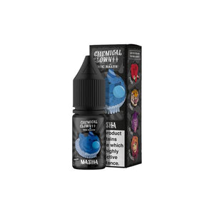 20mg Chemical Clown 10ml Flavoured Nic Salts