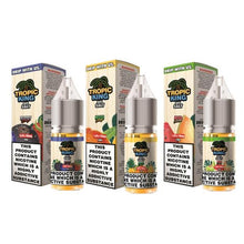 Load image into Gallery viewer, 10MG Tropic King On Salt 10ML Flavoured Nic Salt (50VG/50PG)
