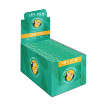 Load image into Gallery viewer, Two Wise Chimps CBD Chewing Gum 45mg