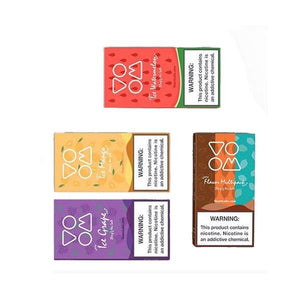Voom 20mg Nic Salt Pods for Voom Starter Kit