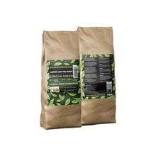 Load image into Gallery viewer, Equilibrium CBD Gourmet Loose 100 Tea Bags Bulk 340mg CBD - Sencha Green