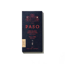 Load image into Gallery viewer, Paso CBD 75mg Dark Chocolate