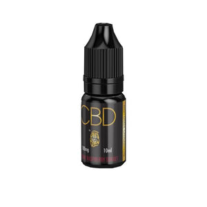 Ohm Brew CBD Blends 600mg CBD 10ml E-liquid (80VG/20PG)