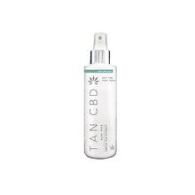 Load image into Gallery viewer, Tan CBD 75mg CBD Infused Self Tan Pump Spray 200ml
