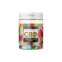 Load image into Gallery viewer, Equilibrium CBD 300mg CBD Gummy Bears