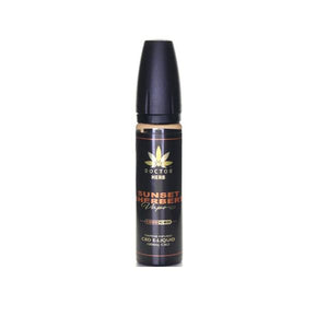 Doctor Herb 1000mg CBD Terpene Infused CBD E-Liquid 50ml
