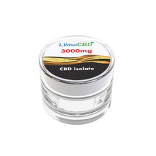 Load image into Gallery viewer, LVWell CBD 99%  Isolate 3000mg CBD