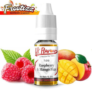 UK Flavour Fizzy Range Concentrate 0mg 10 x 10ml (Mix Ratio 15-20%)