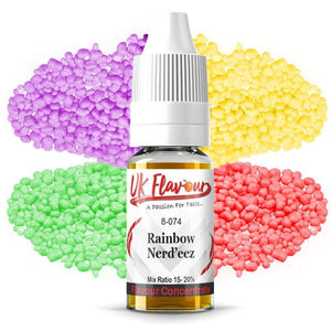 UK Flavour Nerd Range Concentrate 0mg 30ml (Mix Ratio 15-20%)