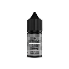 Load image into Gallery viewer, Dynamic CBD Unflavoured Vape Additive 1000mg 10% 10ML