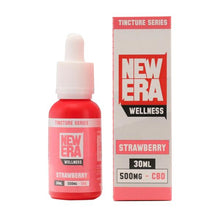 Load image into Gallery viewer, New Era Wellness 500mg CBD Tincture Series 30ml