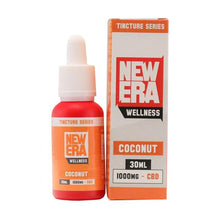 Load image into Gallery viewer, New Era Wellness 1000mg CBD Tincture Series 30ml
