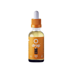 CBD Drop Oil 500mg CBD 30ml