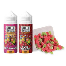 Load image into Gallery viewer, Street Sweetz 0mg 100ml Shortfill + 210g Jelly Sweets Combo