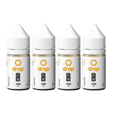 Load image into Gallery viewer, Drop CBD Flavoured E-Liquid 1500mg 30ml