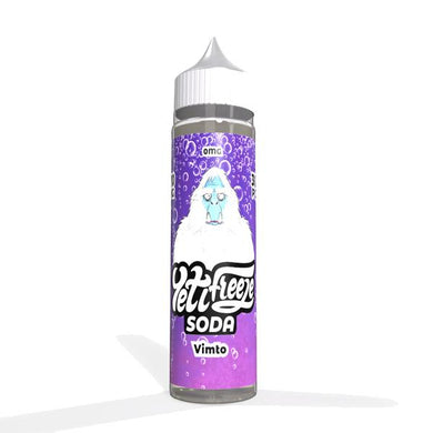 YetiFreeze Soda 0mg 50ml Shortfill (70VG/30PG)