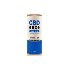 Load image into Gallery viewer, CBD Eaze 2000mg Full Spectrum CBD Oil 15ml