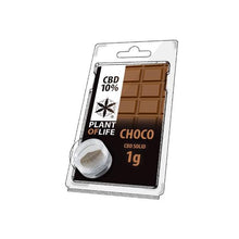 Load image into Gallery viewer, CBD Hash 1g Chocolate 10%
