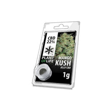 Load image into Gallery viewer, CBD 1g Jelly Mango Kush 22%