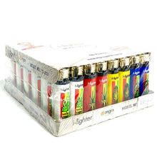 Load image into Gallery viewer, 48 x I-Lighter Classic Flint Refillable Lighters - Y-220