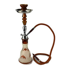 Load image into Gallery viewer, Medium 1 Hose Shisha Hookah - Assorted Colours