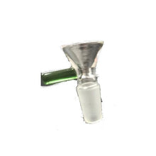 Load image into Gallery viewer, 10 x Triangle Top Glass Bong Chillum - GP79