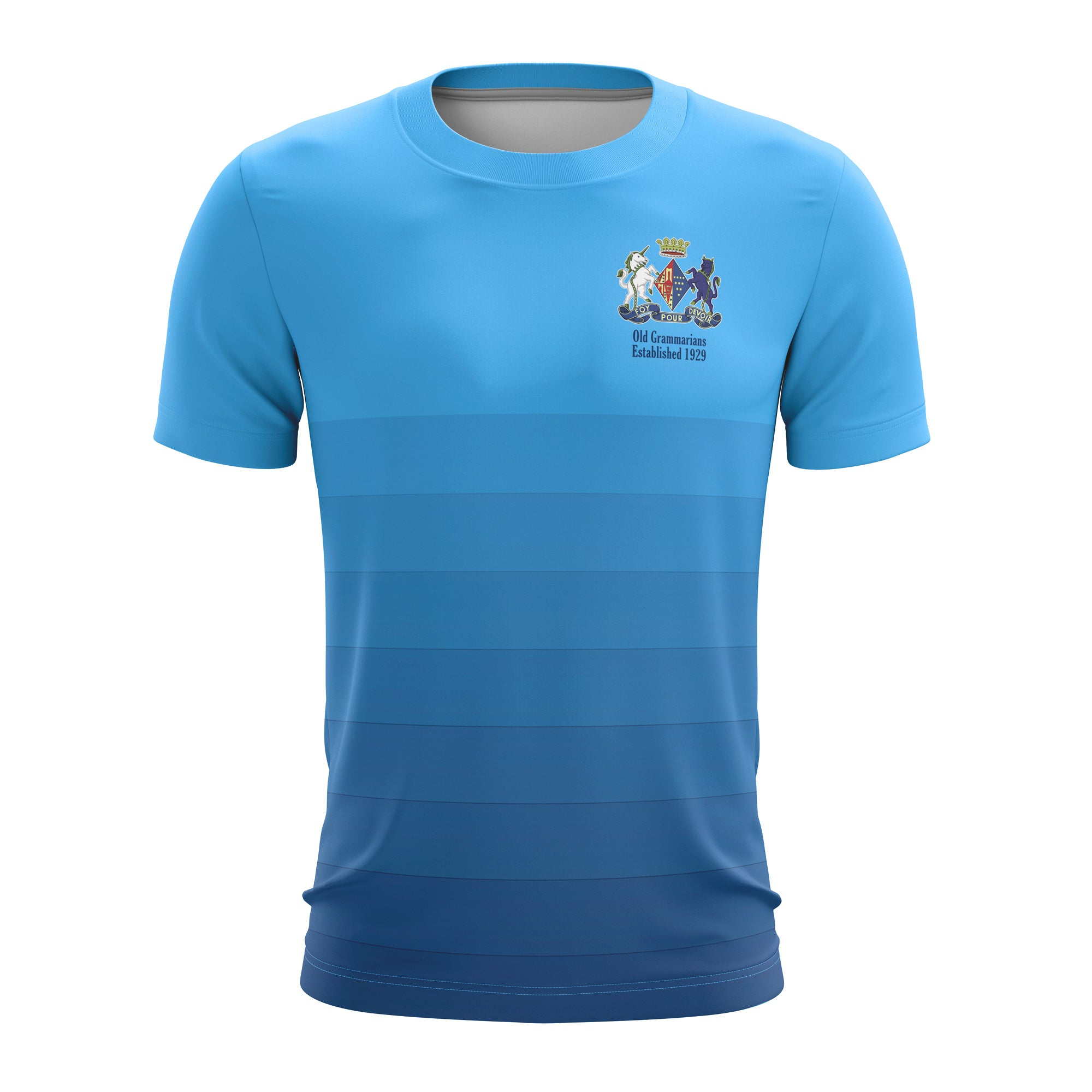 OGRFC Junior Sky Blue Training Top
