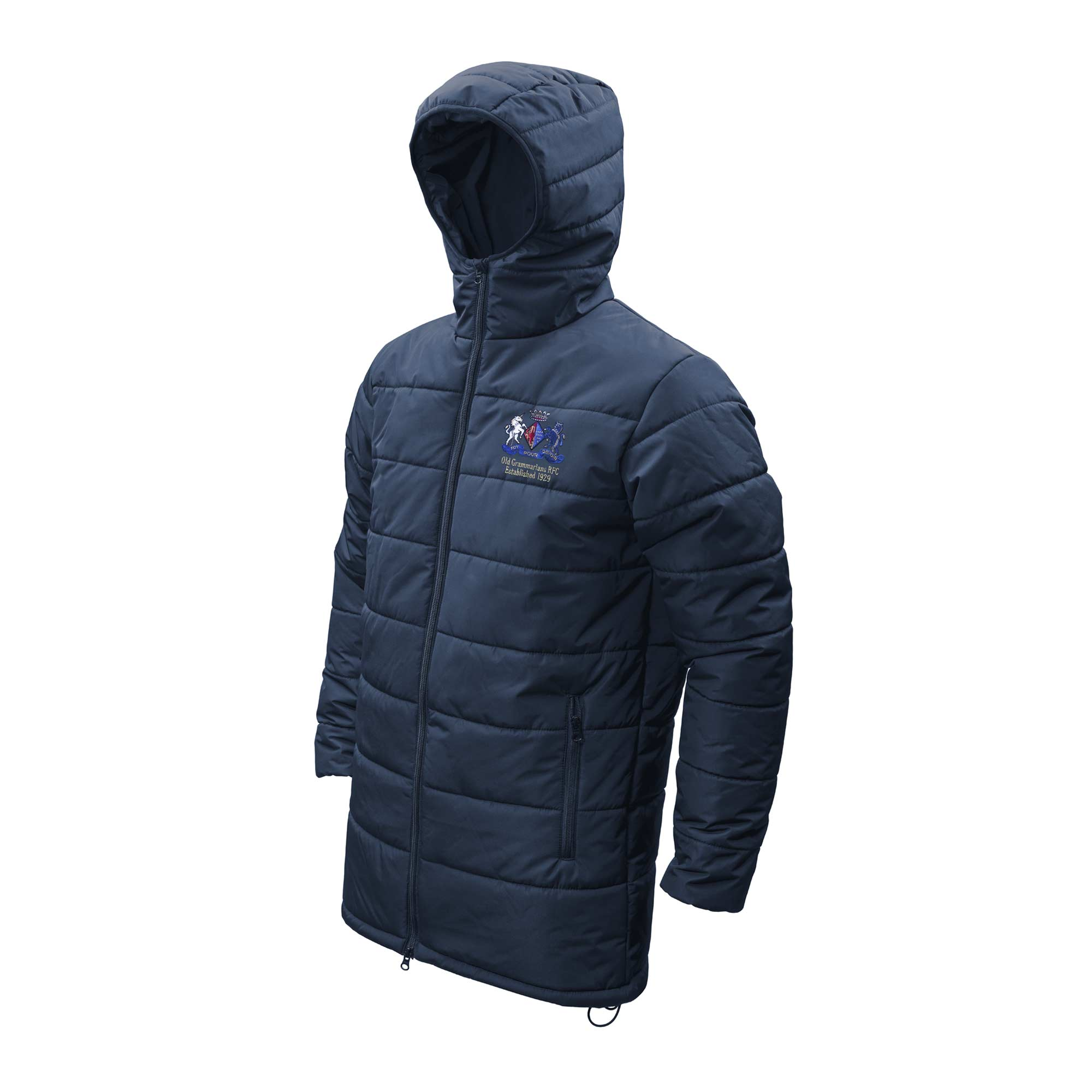 OGRFC Padded Bench Coat