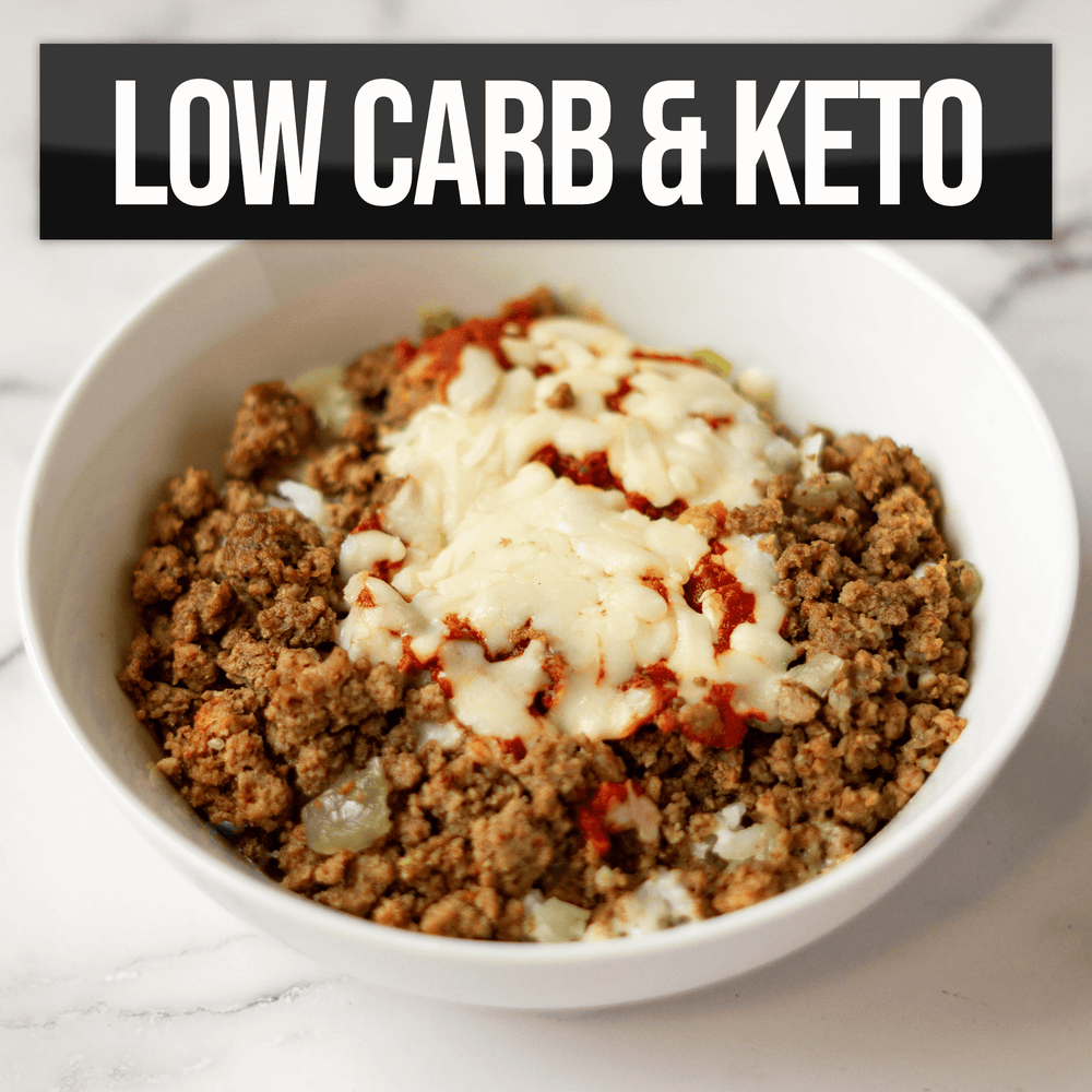 Low Carb & Keto