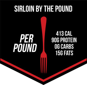 Sirloin By The Pound