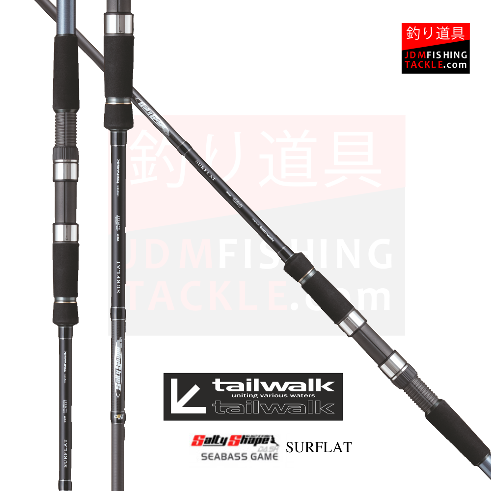 Tailwalk Salty Shape Dash Surflat 106M+ -60G