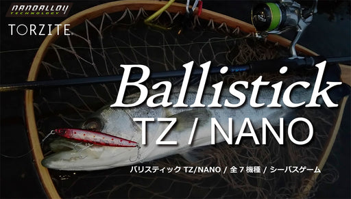 Yamaga Blanks Ballistick 92ML TZ / NANO (Contact Us)
