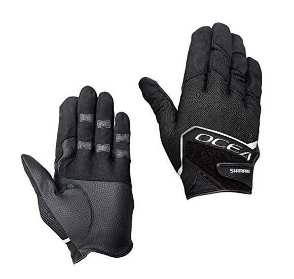 Shimano Gloves Ocea Gloves -Medium